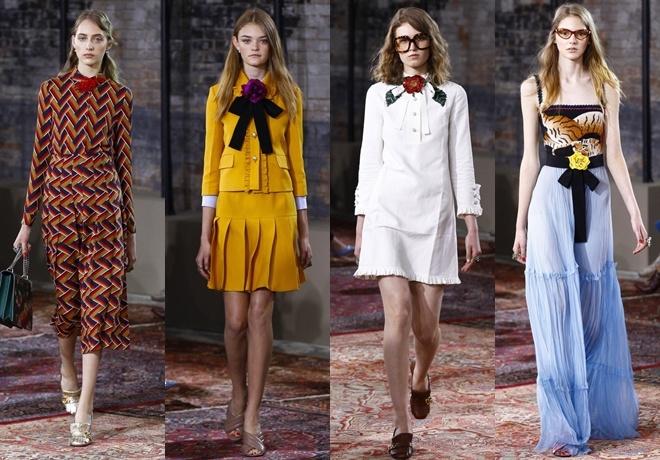 Thời trang Gucci dưới thời của Frida Giannini