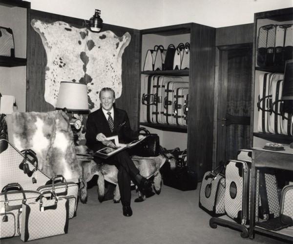Những năm tháng ghi lại thương hiệu Gucci tại Milano Ý