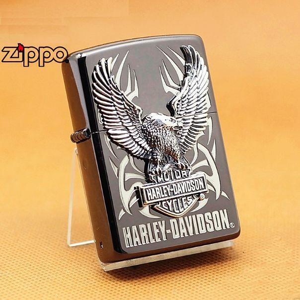 Mẫu hộp quẹt chính hiệu ZiPPO Harley Davidson