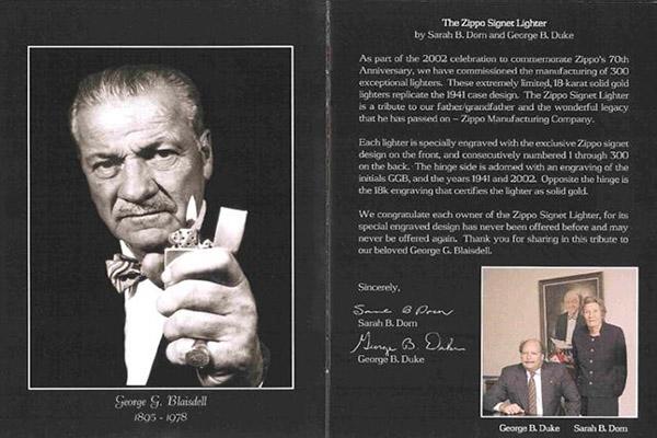 Câu chuyện về gia đình George G. Blaisdell nhiều thăng trầm
