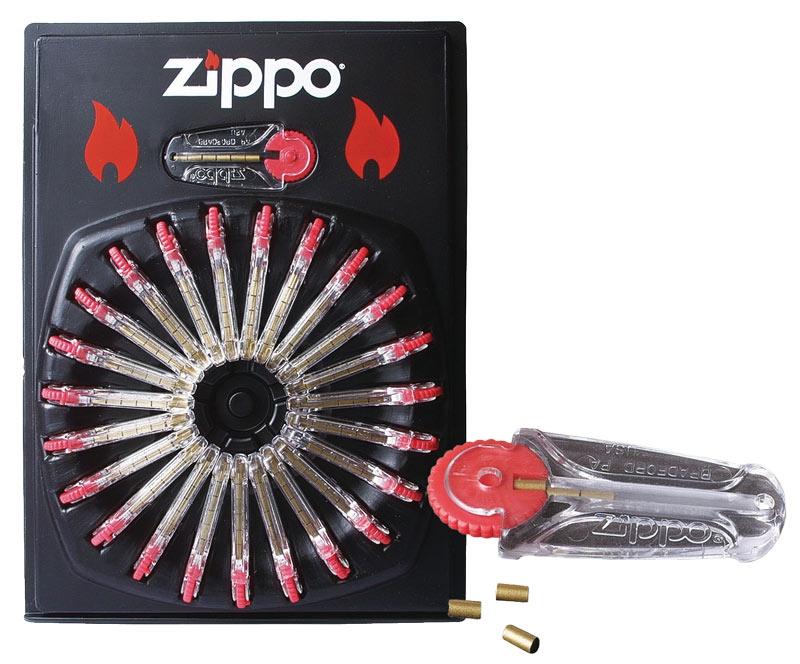 Bật lửa ZiPPO cần được thay phụ kiện chính hãng để đảm bảo chất lượng