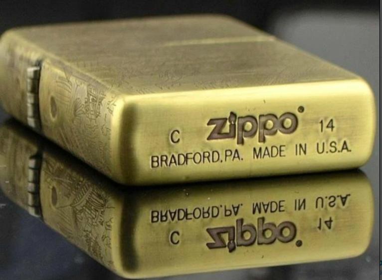 Những năm sau này ZiPPO dùng chữ cái từ A đến L để nhận biết tháng sản xuất