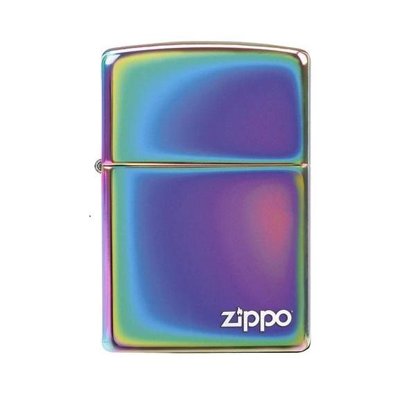 Mẫu ZiPPO classic ZP141 bảy sắc cầu vồng