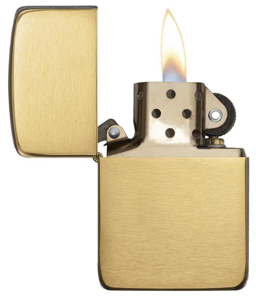 Kiểm tra độ cháy sáng của bật lửa ZiPPO Hà Nam