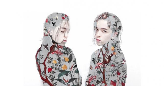 Hình Kelbin Lei được đăng trên instagram của Gucci