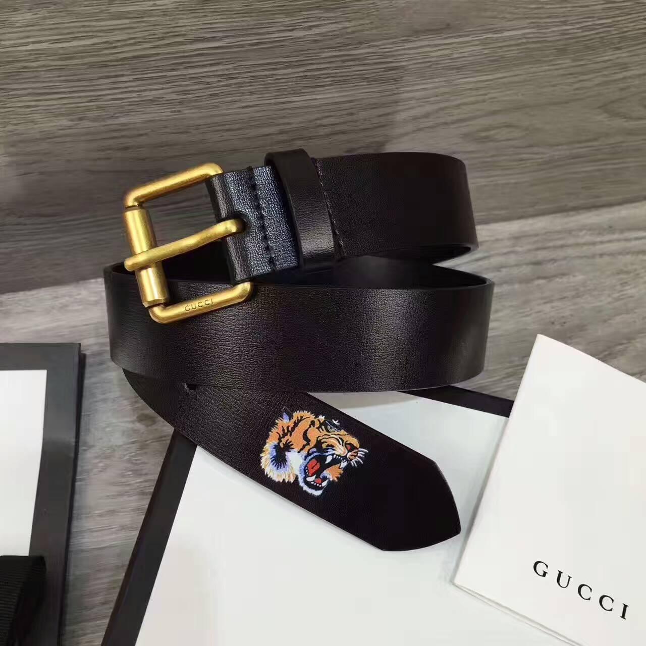 Trao đổi thắt lưng Gucci đã qua sử dụng từ xa dễ khiến khách hàng mắc lừa