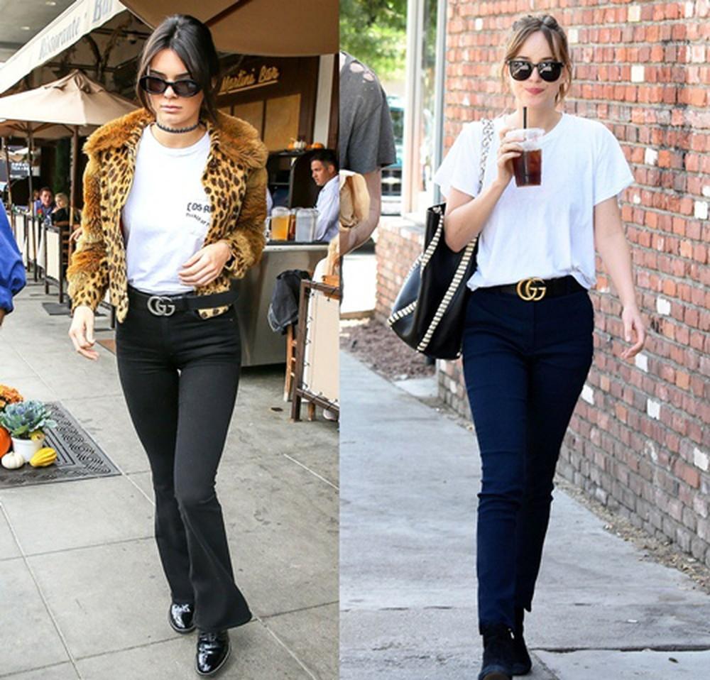 Thắt lưng Gucci chính hãng cực kỳ được ưa chuộng trên khắp thế giới