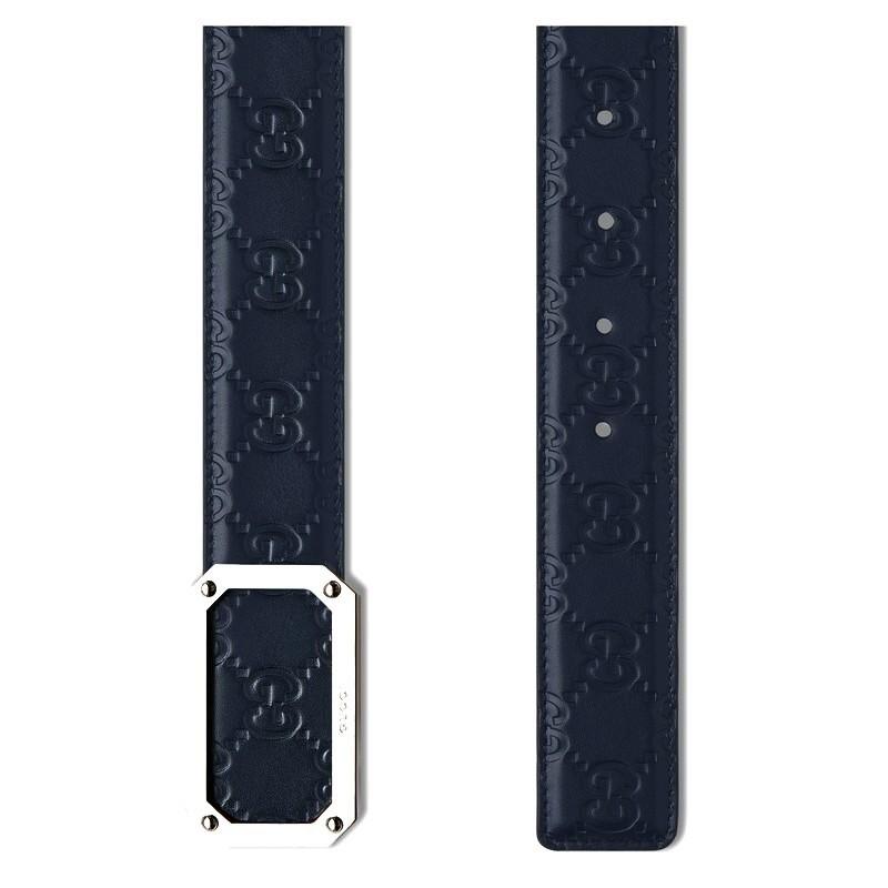 Kiểm tra mẫu dây thắt lưng Gucci thông qua số seri
