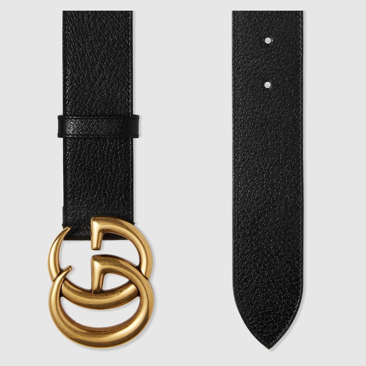 Thắt lưng Gucci thiết kế đơn giản, thuận tiện