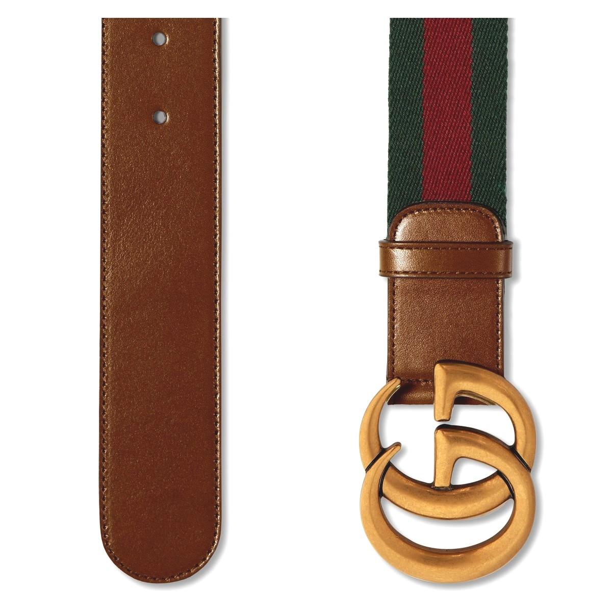 Lựa chọn thắt lưng Gucci phù hợp với tuổi tác và phong cách