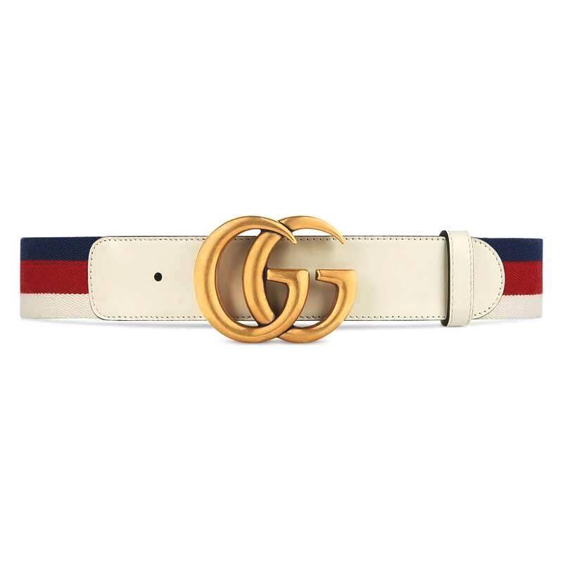 Thắt lưng Gucci vô càng đa dạng mẫu mã, cả về thiết kế mặt khóa
