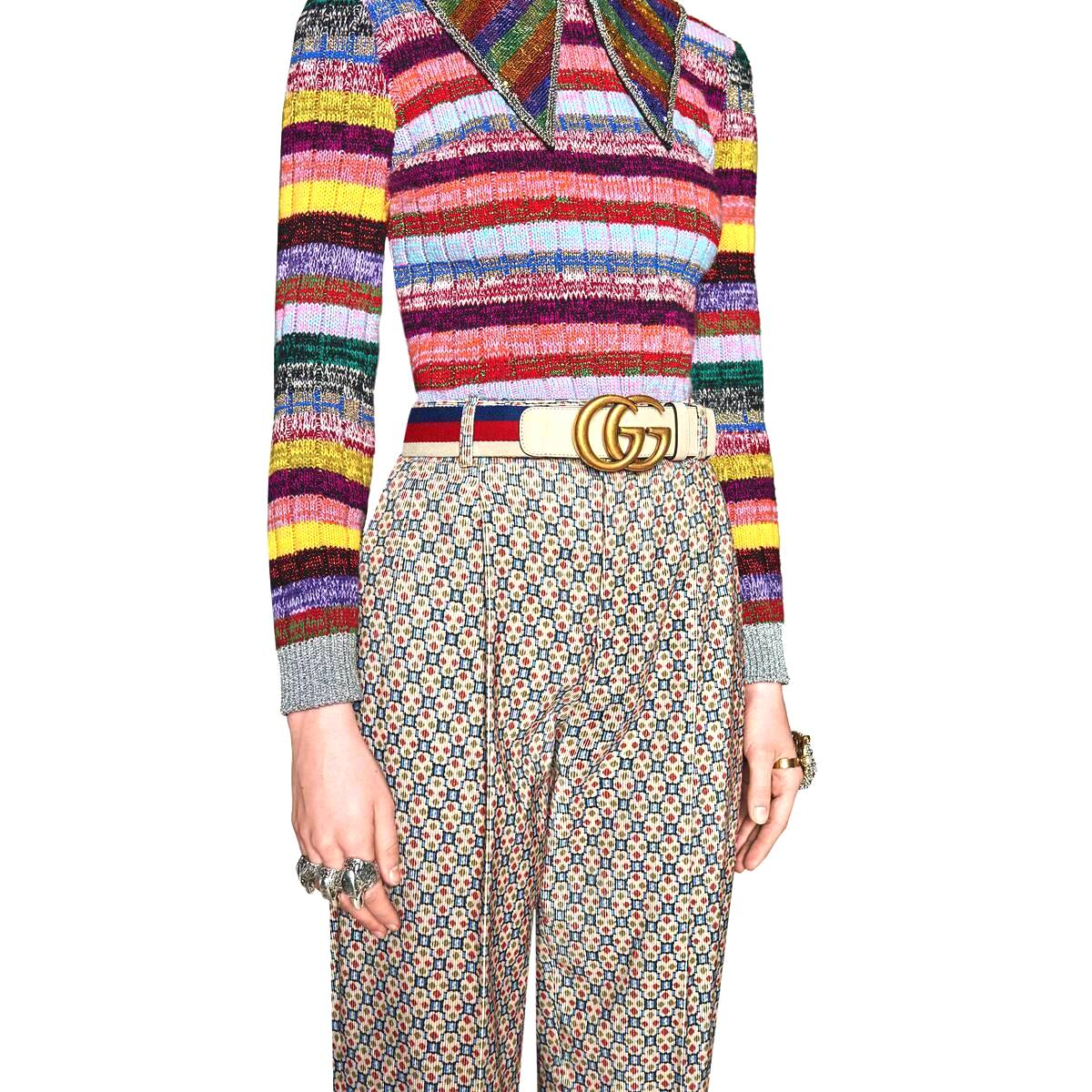 Thắt lưng Gucci hàng hiệu – Phụ kiện quan trọng trong ngành thời trang