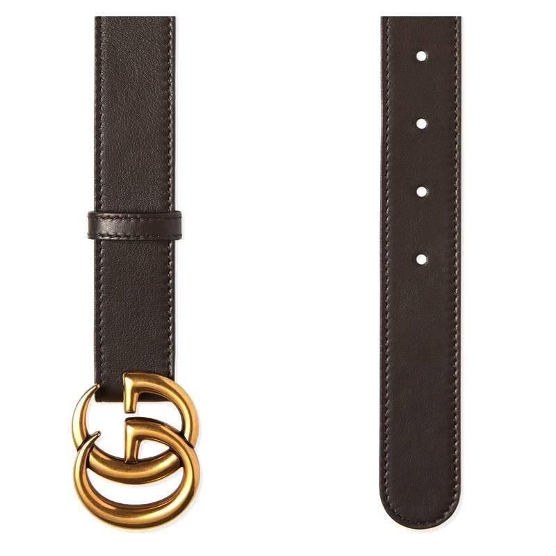 Thắt lưng da Gucci nam authentic có giá không dưới 7 triệu đồng