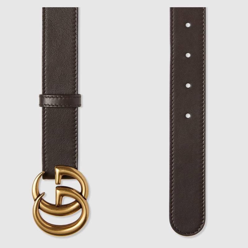 Cận cảnh sản phẩm dây lưng Gucci cung cấp bởi Gucci Việt Nam