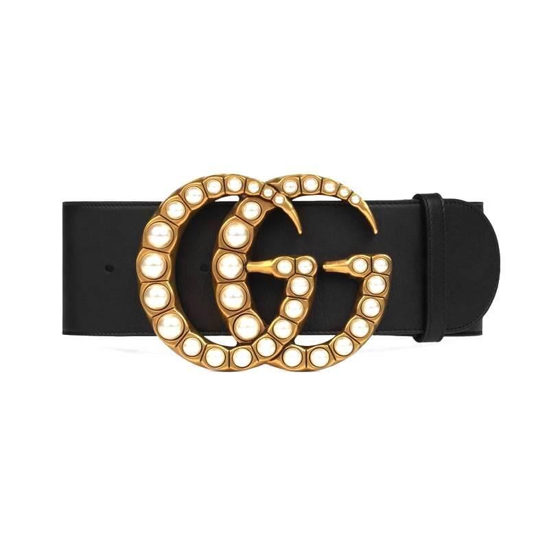 Thắt lưng Gucci ngọc trai là quà tặng cao cấp lý tưởng bậc nhất