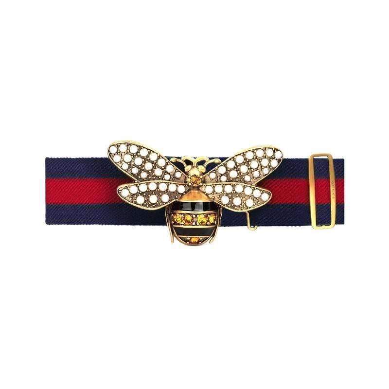 Đẳng cấp của những chiếc dây nịt Gucci luôn được khẳng định theo thời gian