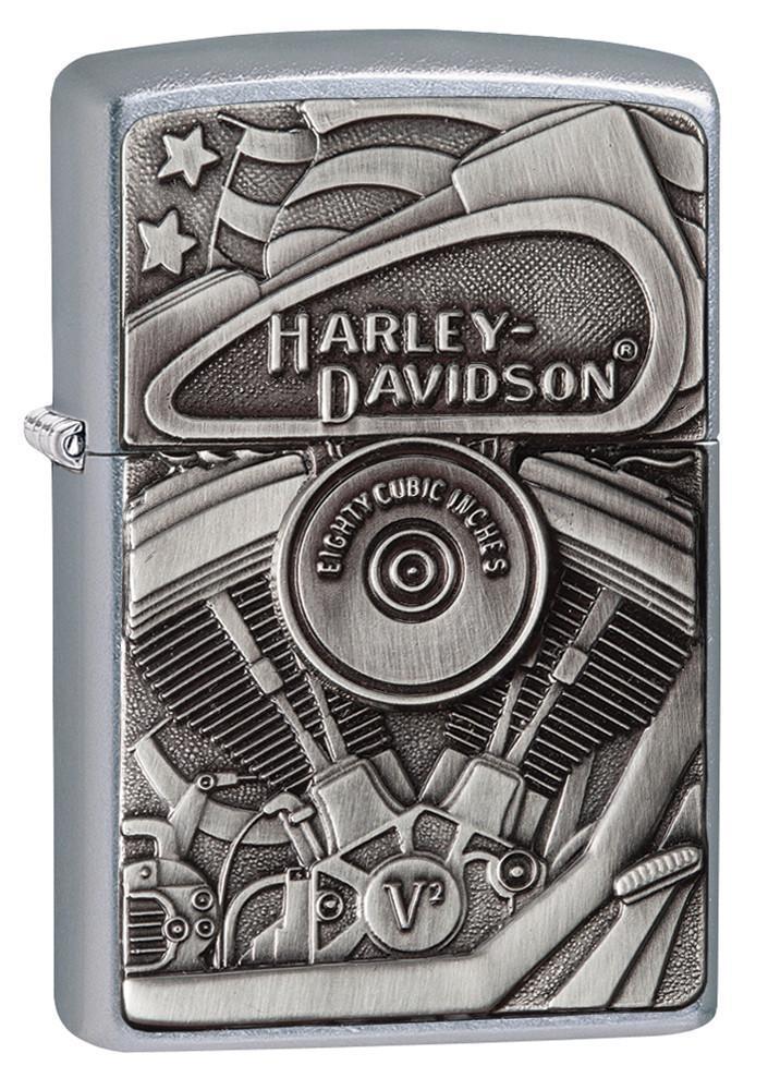 ZiPPO Harley Davidson đã từng là hiện tượng khắp mước Mỹ và châu Âu