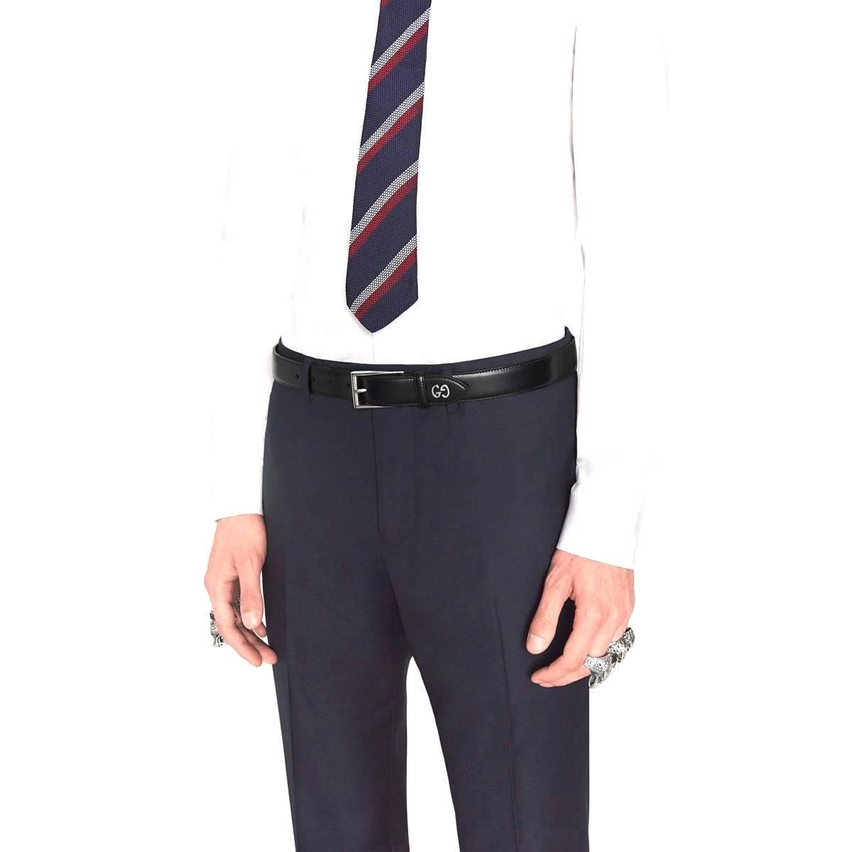 Thắt lưng Gucci nam authentic dành cho các vị doanh nhân