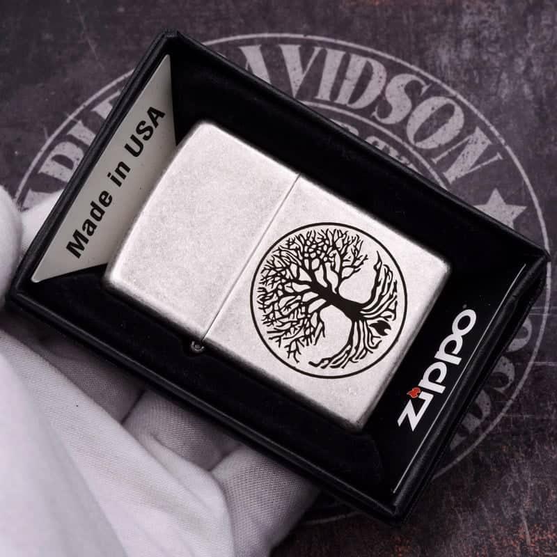 Mua bật lửa ZiPPO tại đại diện ủy quyền 100% an tâm sản phẩm chất lượng