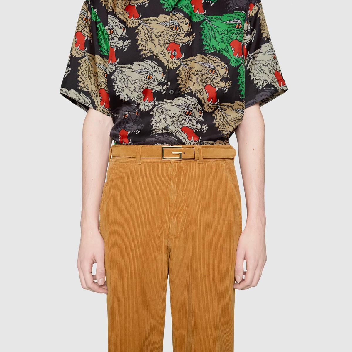Mua thắt lưng Gucci chính hãng giá tốt hơn tại Gucci Việt Nam