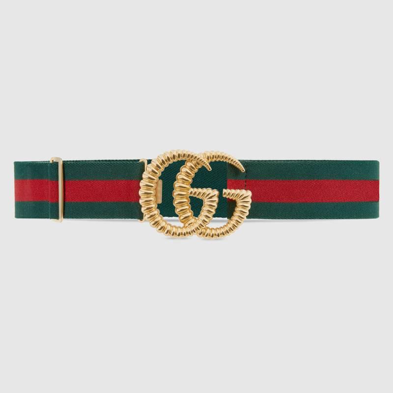 Thắt lưng Gucci chính hãng có màu sắc đơn giản và sang trọng