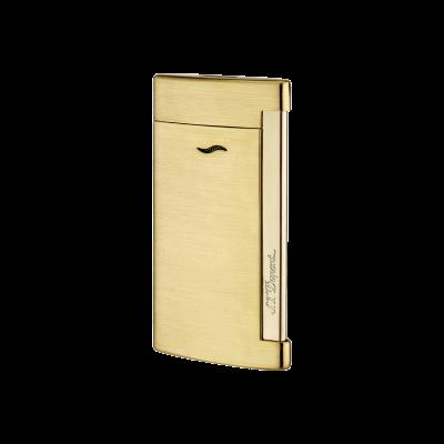 Mẫu bật lửa S.T.Dupont hàng hiệu hợp kim mạ vàng