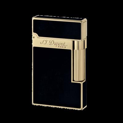 Dupont sang trọng và phong cách với màu đen viền vàng nổi bật