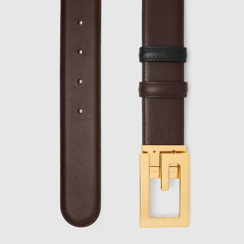 Phân biệt dây nịt Gucci chính hãng qua mặt khóa
