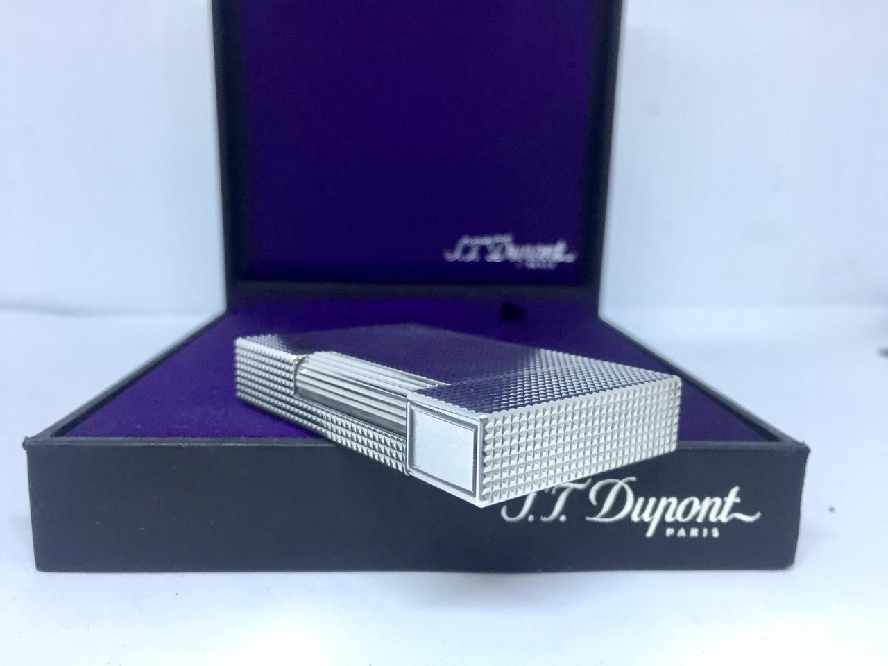 Hộp quẹt S.T.Dupont xịn DP301