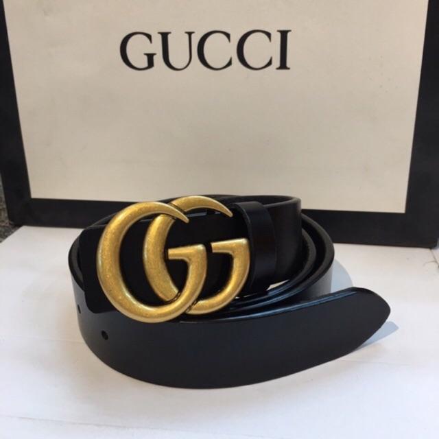 Thắt lưng Gucci thiết kế tinh tế, phù hợp với mọi đối tượng
