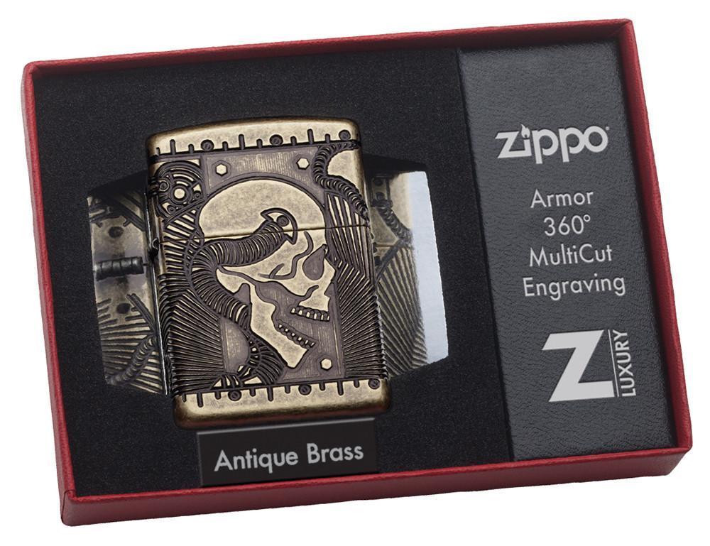 Dòng ZiPPO Armor