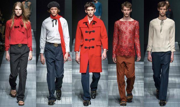 Alessandro Michele tạo nên sự khác biệt riêng trong sáng tạo thời trang