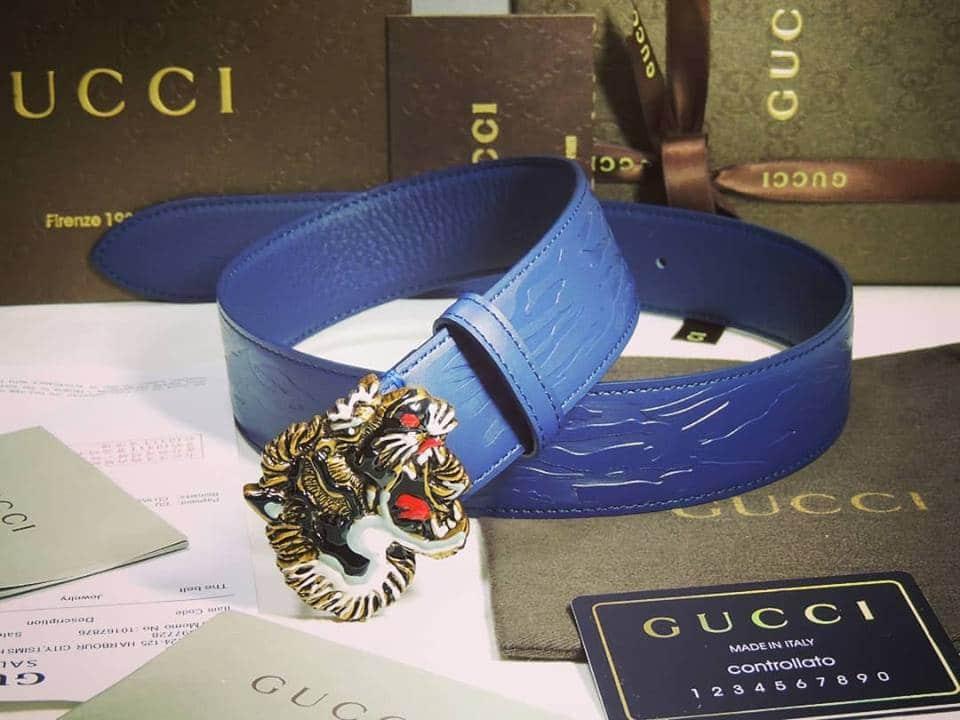Mách bạn cách nhận biết shop thắt lưng Gucci chính hãng