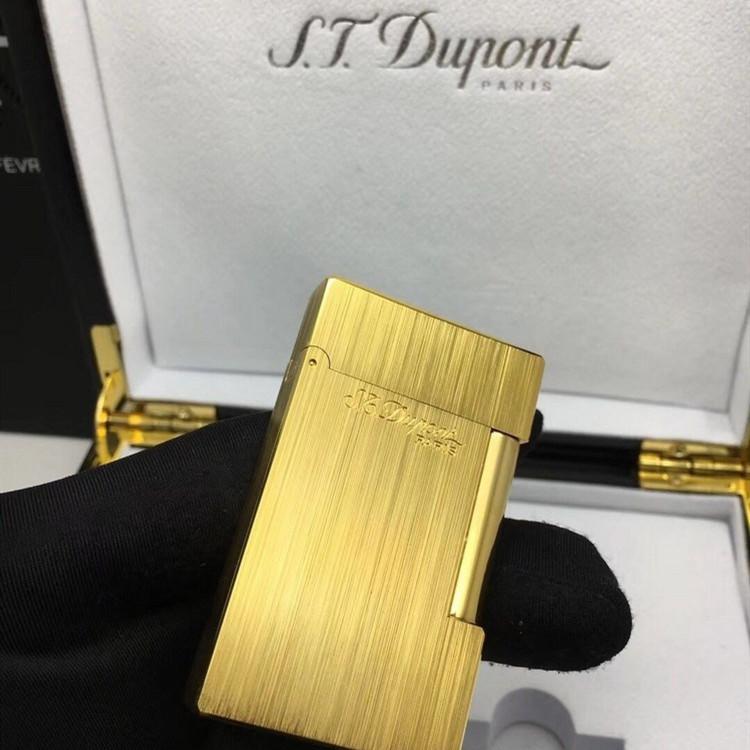 Khó cưỡng lại chiếc bật lửa Dupont với vẻ đẹp tuyệt vời, không một chút tì vết