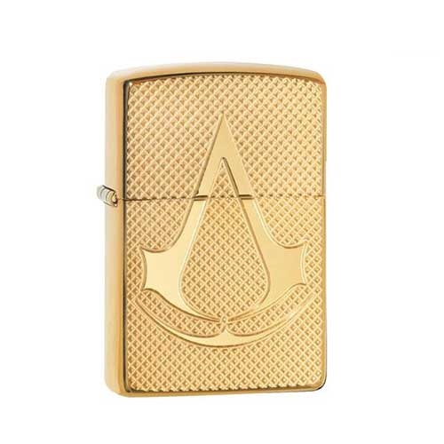 ZiPPO Armor Assassin's Creed Deep Carve cao cấp