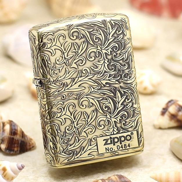 Vẻ đẹp tinh xảo của dòng ZiPPO thu hút mọi ánh nhìn