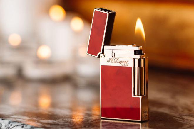 Bật lửa S.T.Dupont chính hãng – Ngọn lửa diệu kỳ chinh phục mọi quý ông