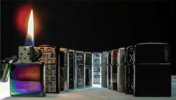 Hơn 1000 mẫu ZiPPO thuộc nhiều phiên bản tại hệ thống ZiPPO Đà Nẵng