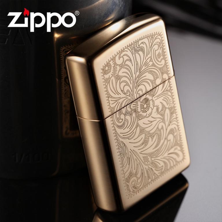 Zippo Bến Tre cung cấp nhiều dòng bật lửa Zippo chính hãng
