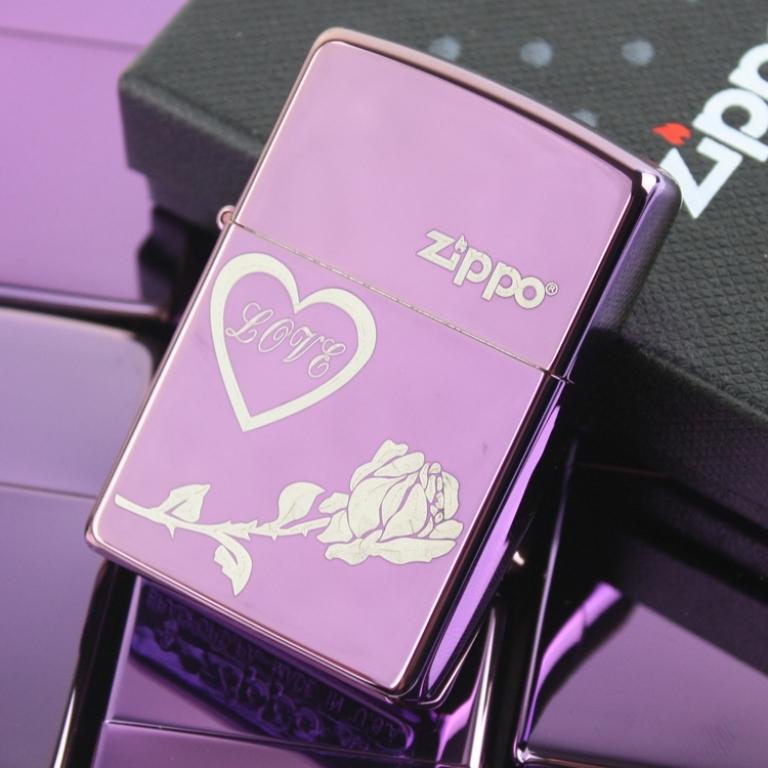 Bật lửa Zippo của Mỹ là sản phẩm đáng mơ ước của tất cả cánh mày râu trên toàn thế giới
