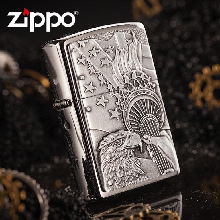 Bảo hành trọn đời cho tất cả các lỗi từ nhà sản xuất ZiPPO.