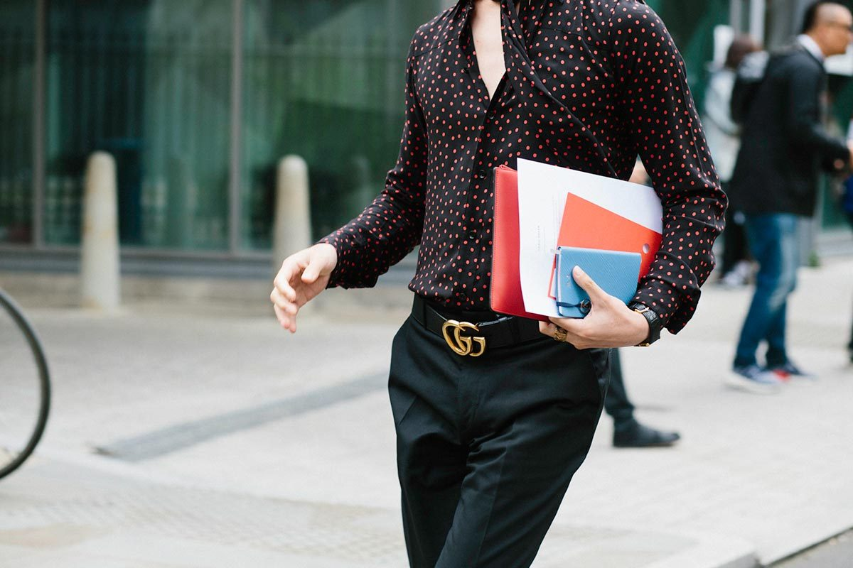 Ở đâu bán thắt lưng Gucci nam authentic tại Việt Nam uy tín?