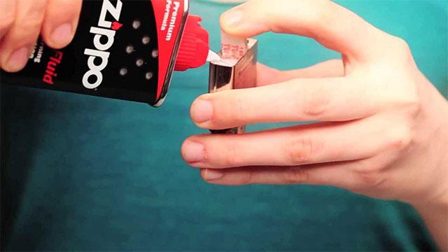 Chuyên gia khuyến khích người dùng sử dụng xăng chuyên dụng cho ZiPPO