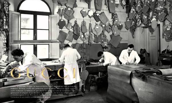 Lịch sử thương hiệu thời trang đình đám Gucci
