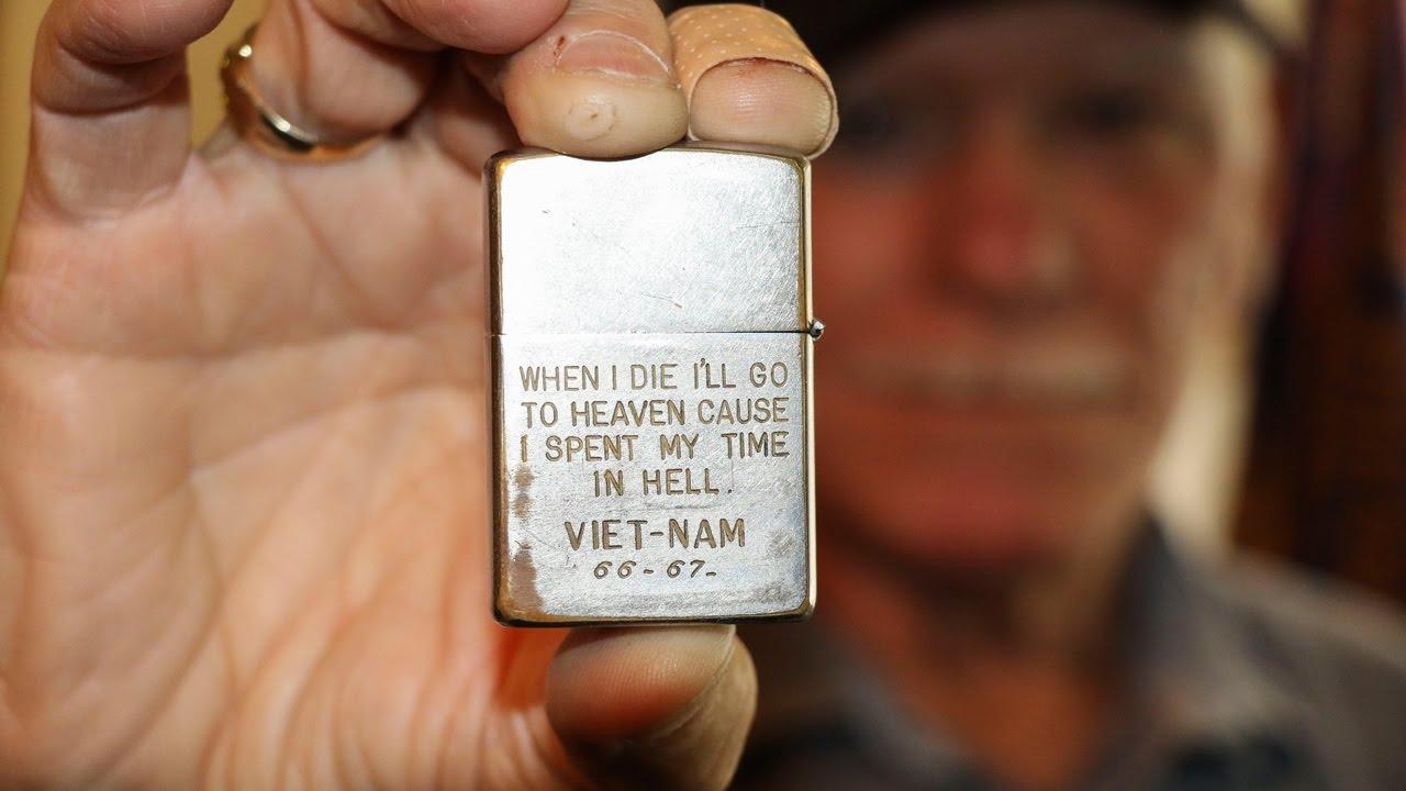 Những chiếc ZiPPO theo chân lính Mỹ vào Việt Nam