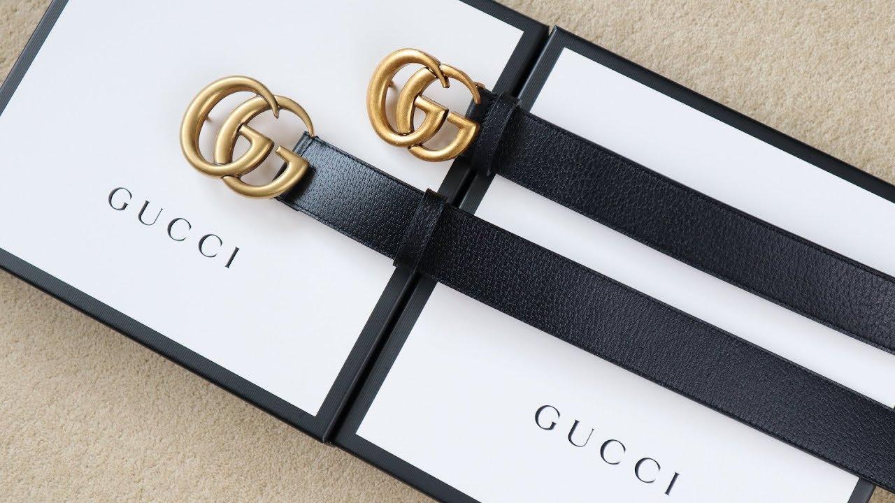 Lý do bạn nên học cách sử dụng thắt lưng Gucci qua lời khuyên của hãng