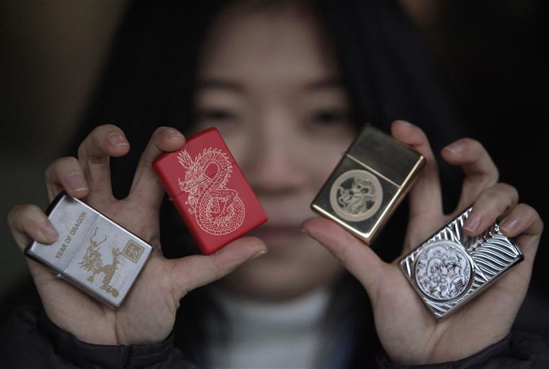 Thị trường ZiPPO Lạng Sơn nguy cơ mua hàng nhái rất cao