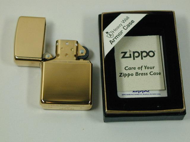 Lớp vỏ của ZiPPO Armor rất dày