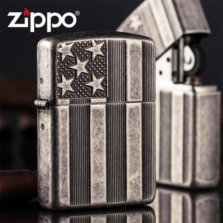 Đẳng cấp của ZiPPO chính hãng tại thị trường ZiPPO Bến Tre