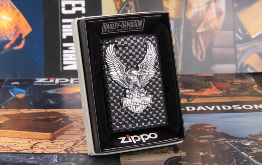 ZiPPO Harley Davidson – dòng ZiPPO được nhiều người lựa chọn nhất